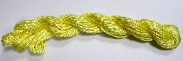 Шнур синтетический для плетения